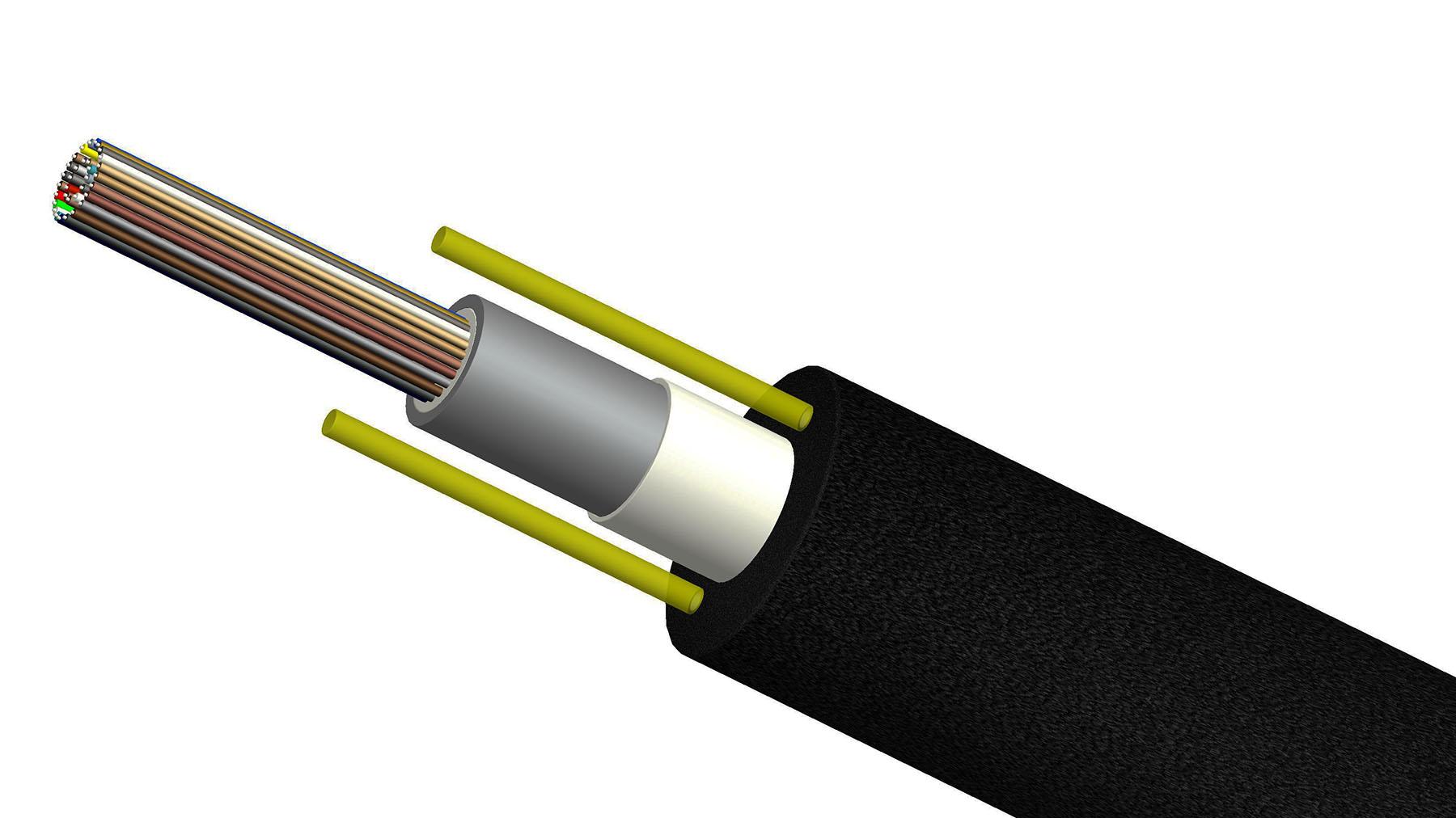 Unitube Non-metallic Non-armored Cable(GYFXY)_Shenzhen Optostar ...